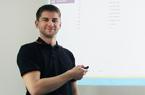 Christian Schön – Geschäftsführer der SynVation GmbH