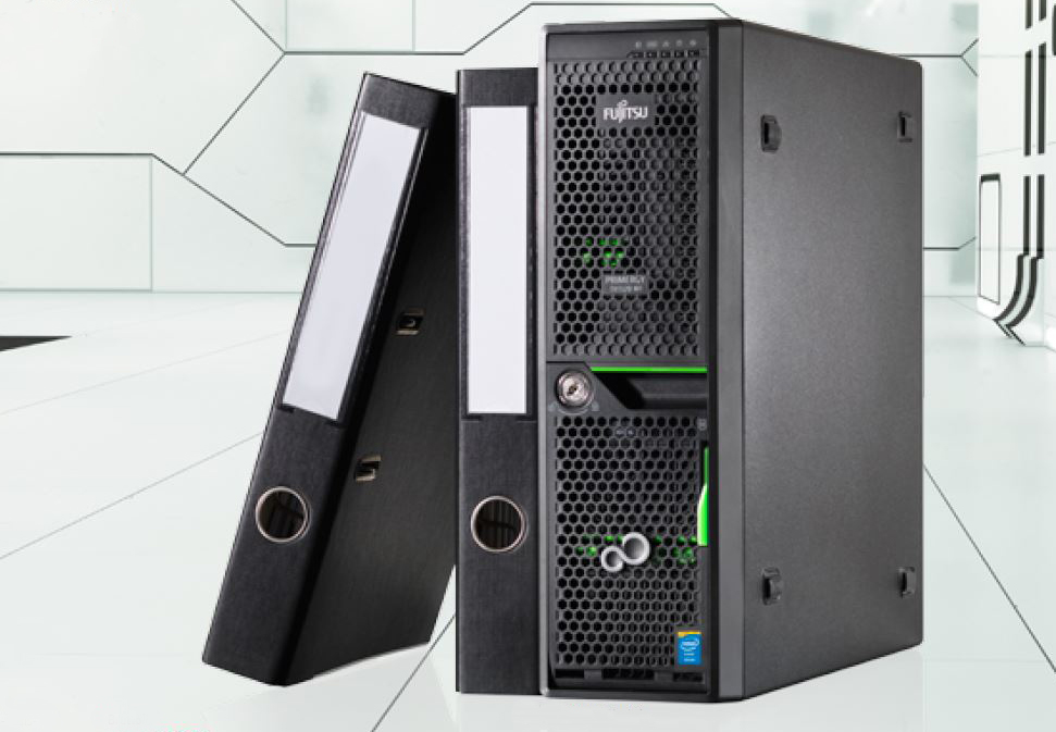 Fujitsu bietet Server für hohe Ansprüche und wenig Platzverbrauch - und dabei flüsterleiste